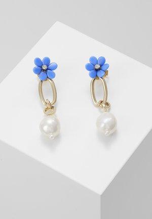 EARRINGS - Earrings - indigo