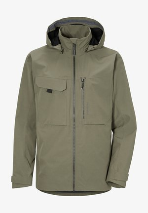 ASTON  - Summer jacket - fog green