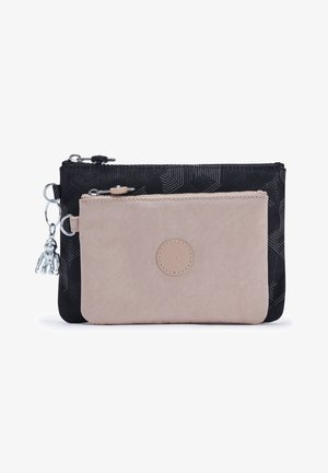 DUO POUCH - Trousse - mysterious grid