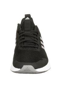 adidas Performance - FLUIDSTREET - Scarpe da fitness - core black / dove grey / grey six - 5