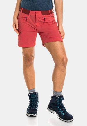Shorts Kampenwand - Outdoor shorts - rot