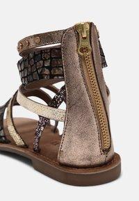 Lazamani - Sandals - brown - 4