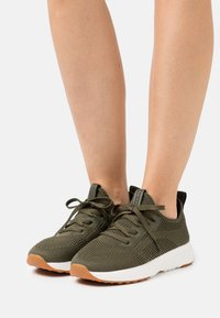 Marc O'Polo - LOLETA  - Trainers - khaki - 0