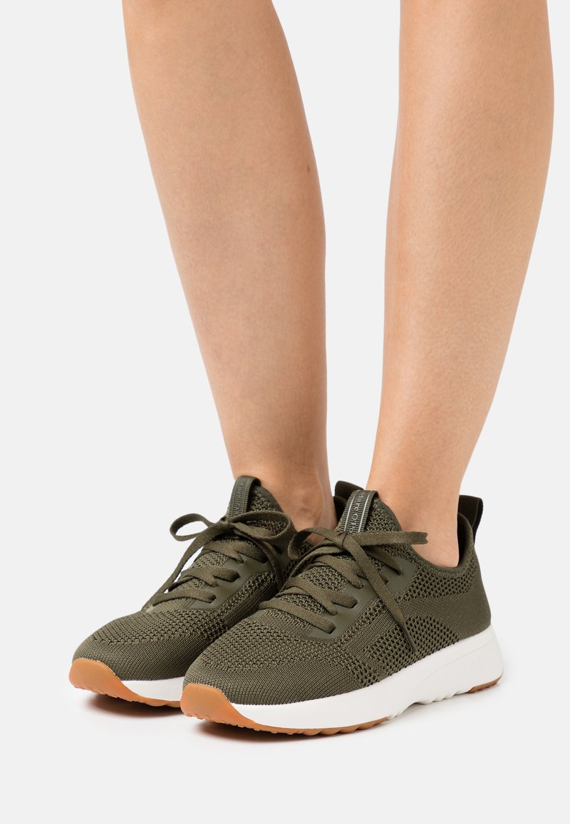 Marc O'Polo - LOLETA  - Trainers - khaki