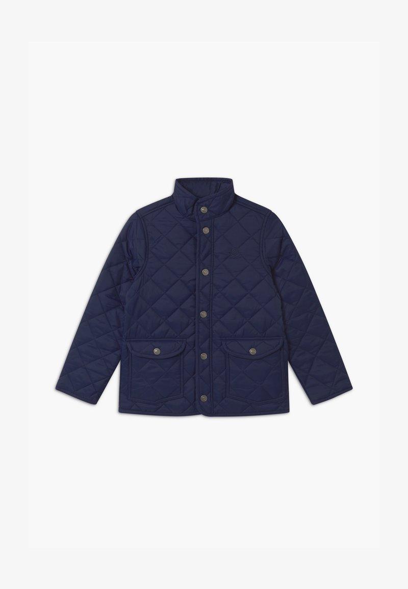 Benetton - BASIC BOY - Zimní bunda - dark blue