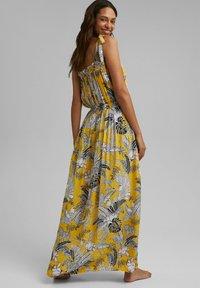 Esprit - Maxi dress - yellow - 2