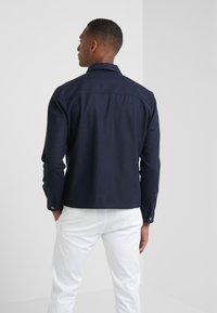 Hackett London - OVER - Summer jacket - navy - 2