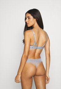 DKNY Intimates - SOFT TECH UNLINED DEMI BRA - Beugel BH - storm - 2