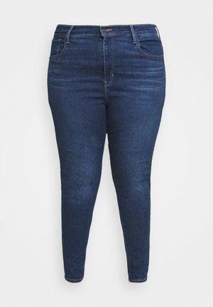 MILE HIGH - Jeans Skinny Fit - dark-blue denim