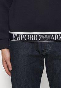 Emporio Armani - Maglietta a manica lunga - dark blue - 6