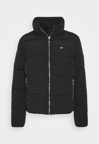 Tommy Jeans - MODERN PUFFER JACKET - Winter jacket - black