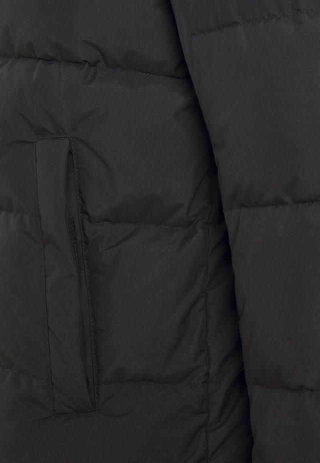 SPOUTNIC MAT - Chaqueta de plumas - black