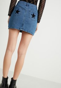 Tezenis - Denim skirt - blu jeans - 1