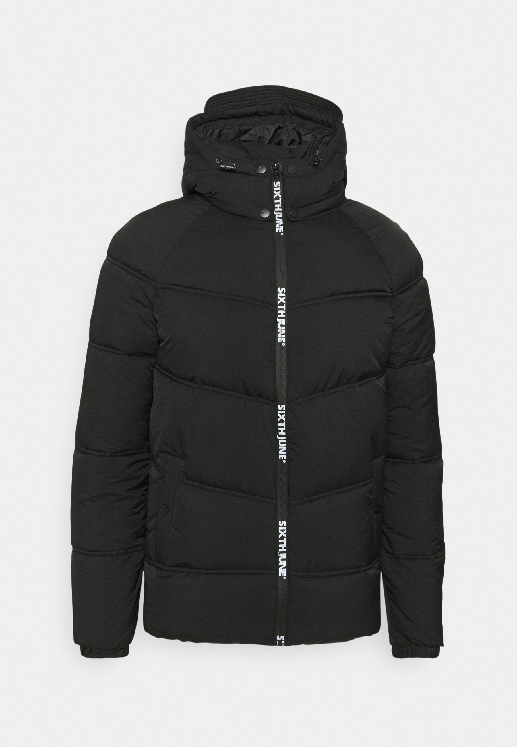 Uomo WITH BRANDED ZIPPERS - Giacca invernale