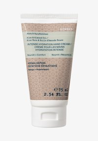 Korres - ALOE & ALMOND OIL INTENSIVELY MOISTURIZING HAND CREAM - Hand cream - - - 0