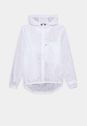 NIGHT JACKET - Giacca sportiva - brilliant white