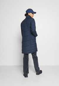 Jack Wolfskin - NORTH YORK COAT - Winter coat - midnight blue - 3