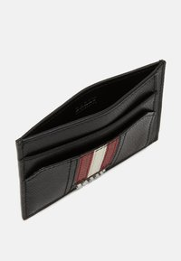 Bally - TARRIK - Wallet - black/bone/red - 2