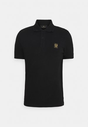 SHORT SLEEVED - Polo - black