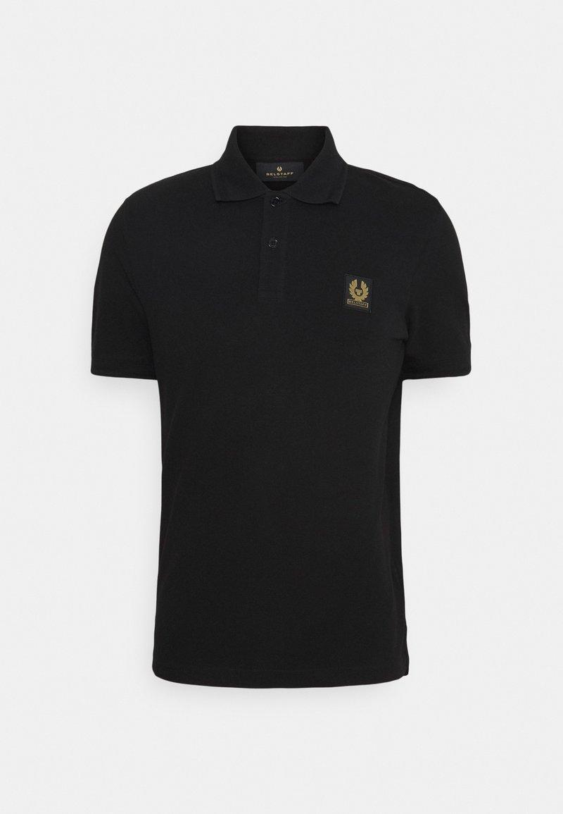 Belstaff - SHORT SLEEVED - Polo shirt - black