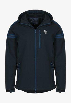 DIGOS - Outdoor jacket - navy/navy peony