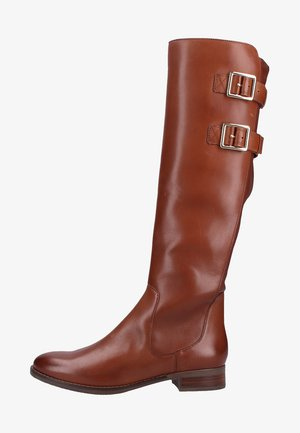 Boots - tan