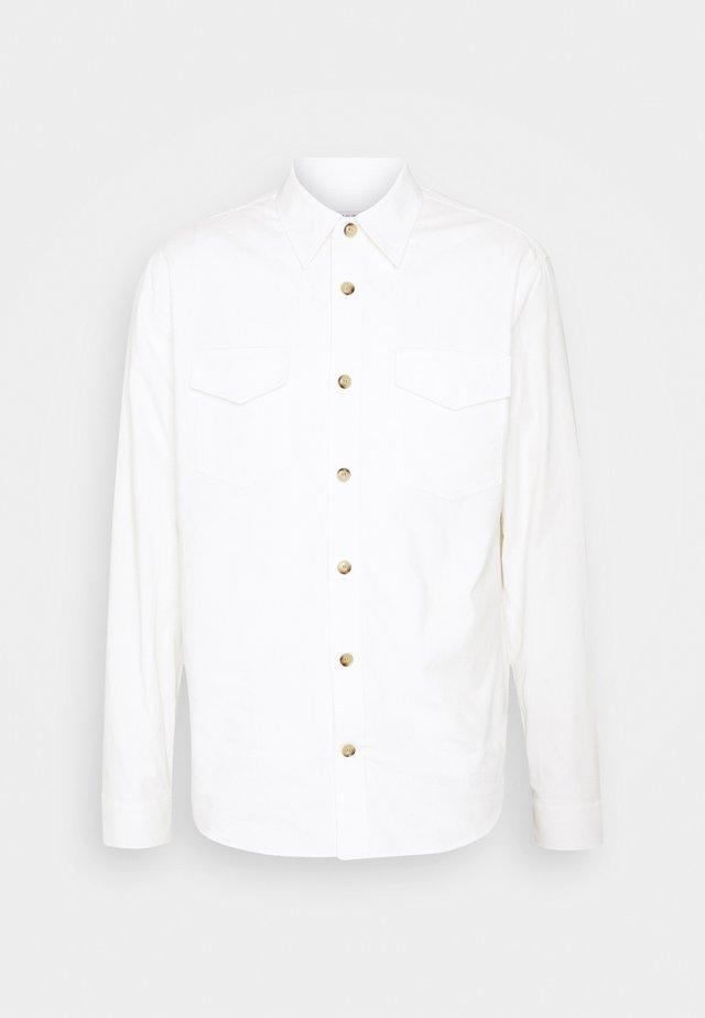 ARNOU - Chemise - pure white