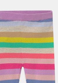 GAP - TODDLER GIRL CRAZY STRIPE  - Legíny - multi-coloured - 2
