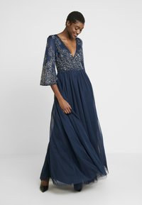Lace & Beads - BONITA MAXI - Robe de cocktail - navy - 2
