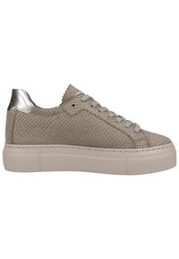 MAHONY - Trainers - light grey snake - 2