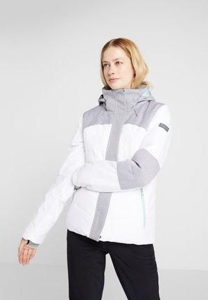 DAKOTA - Snowboard jacket - bright white