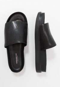 Vagabond - ERIN - Pantofle - black - 3