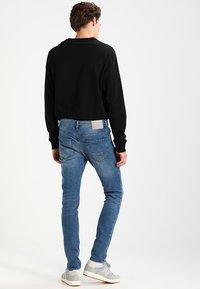 TOM TAILOR DENIM - CULVER - Slim fit jeans - light stone wash denim - 2