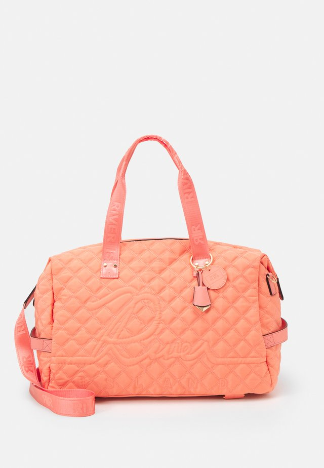 Sportovní taška - pink light