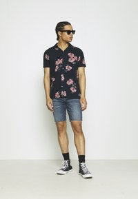 Abercrombie & Fitch - VACA VIBES - Shirt - navy - 1