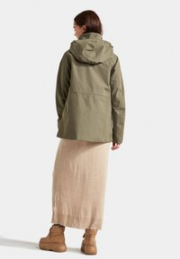 Didriksons - Outdoor jacket - dusty olive - 2