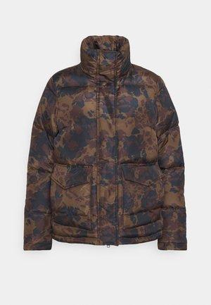 JOSEPHINE JACKET - Down jacket - khaki