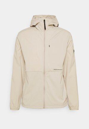 TECH A2B LIGHT - Soft shell jacket - celsian beige