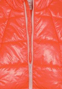 Esprit - Winter jacket - neon coral - 4