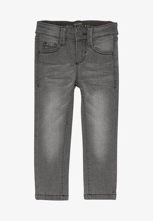 Jeans Skinny Fit - grey/black denim