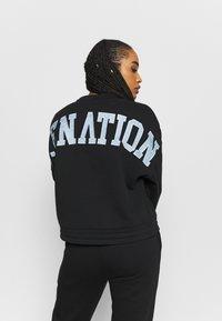 P.E Nation - Mikina - black - 2