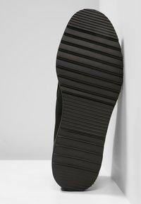 NOIRE LINE - JACK - Volnočasové šněrovací boty - black - 4