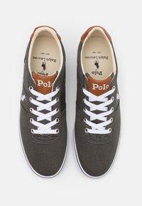 Polo Ralph Lauren - HANFORD - Sneaker low - black/white - 3
