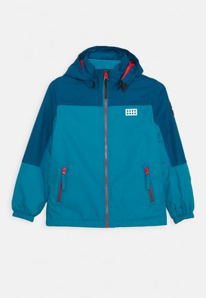 JOSHUA JACKET 2-IN-1 - Winterjas - dark turquoise