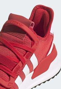 adidas Originals - U_PATH RUN SHOES - Skate shoes - red - 7