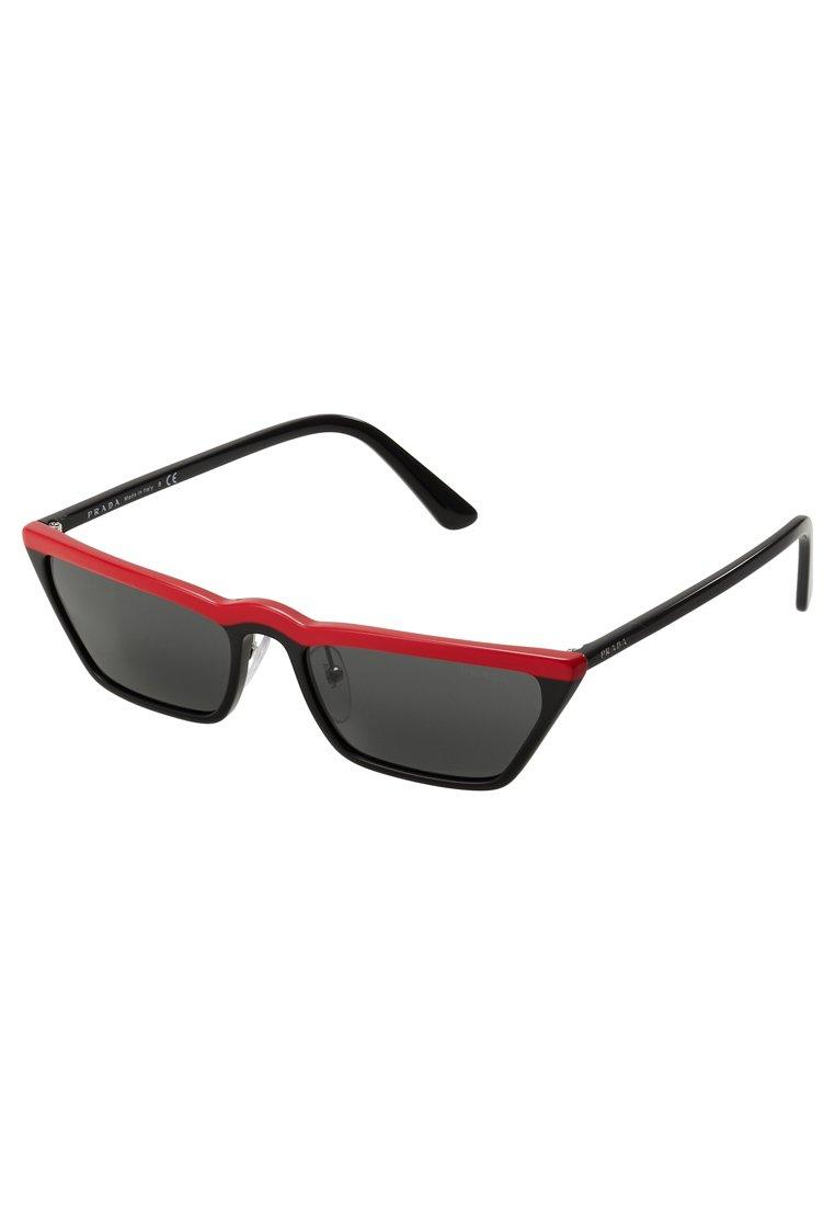 Prada Solbriller - red/black/rød Fj5RddMd4rbM76D