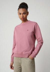 Napapijri - BALIS - Sweatshirt - mesa rose - 0