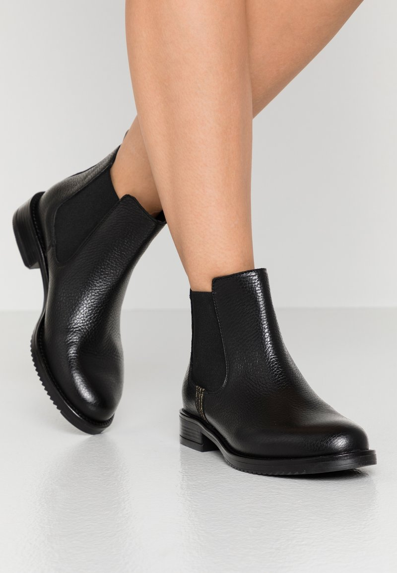 Anna Field - LEATHER CONAN - Ankle boots - back