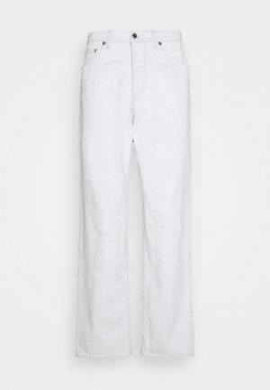 COLLECTION PANTS - Džíny Slim Fit - off white