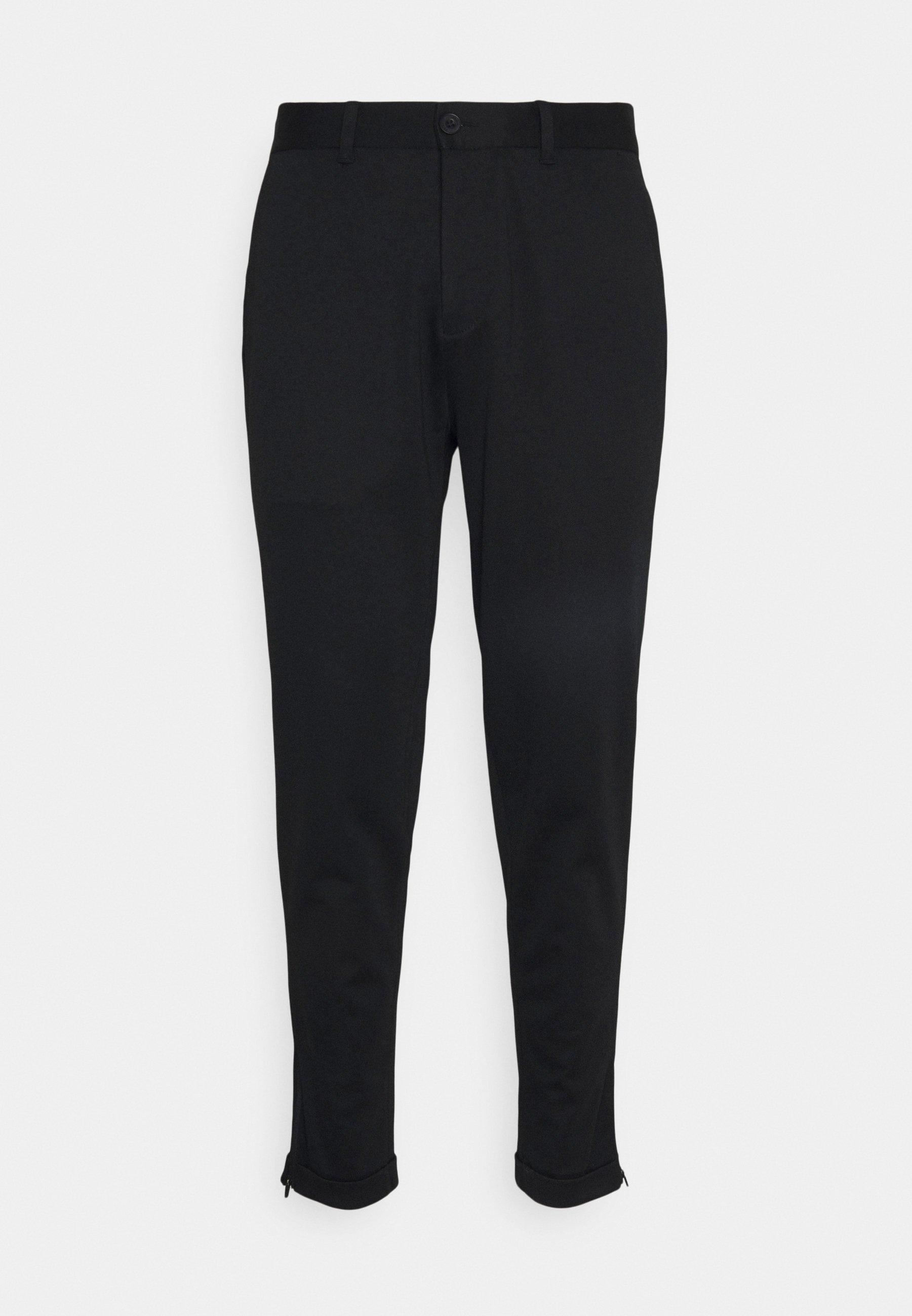 Uomo PORTMANN ZIPPER PANTS - Pantaloni